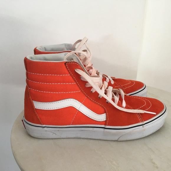 VANS Shoes   High Tops   Poshmark